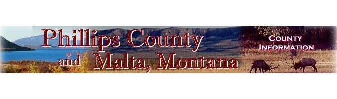 Phillips County Montana