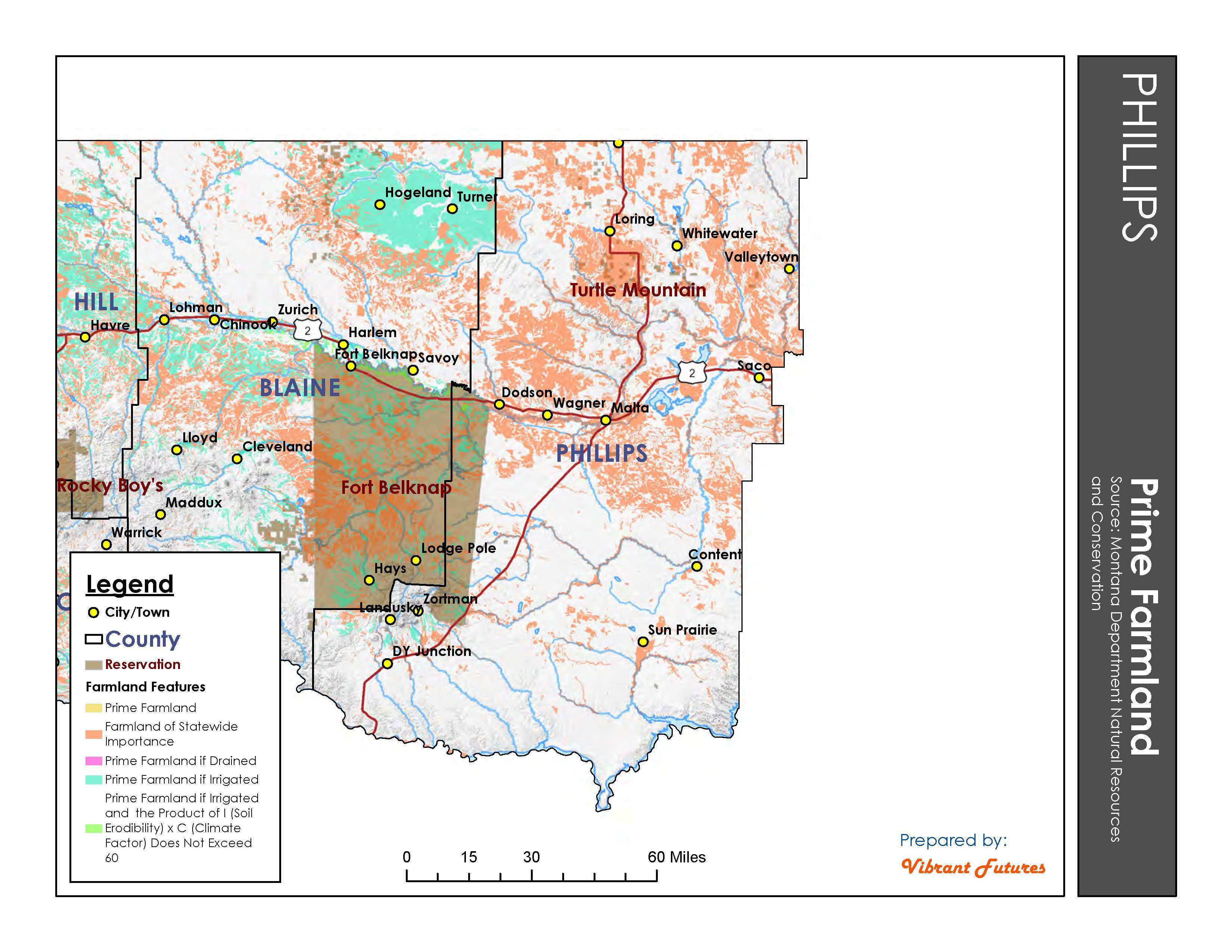 Prime Farmland Phillips County