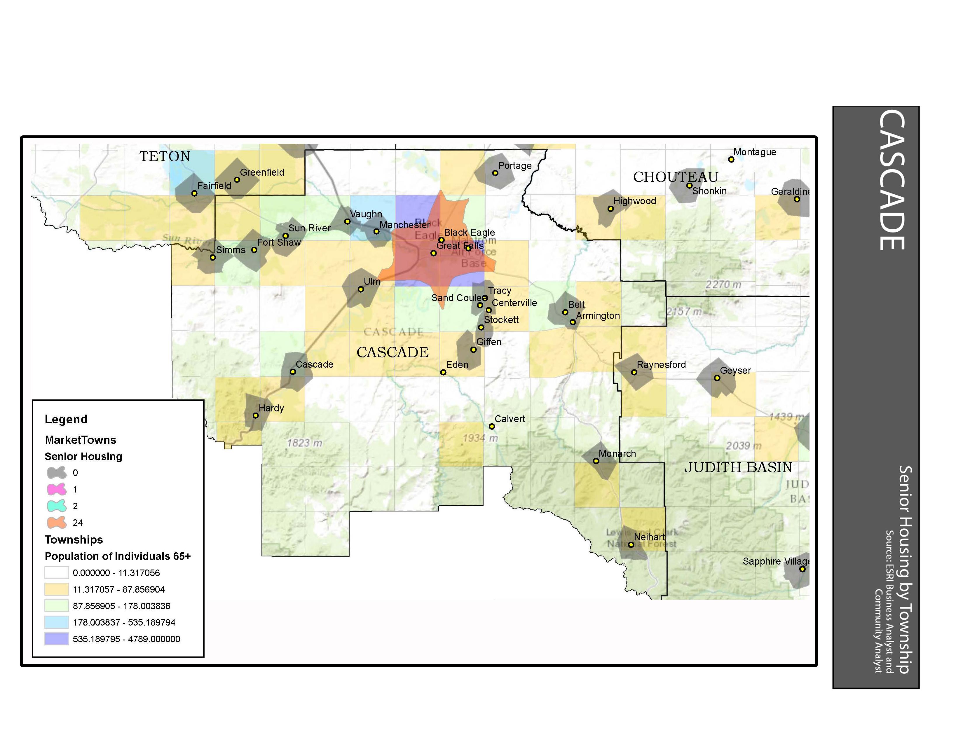 Senior Housing Cascade County