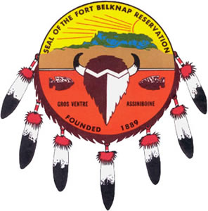 Fort Belknap Reservation   Gros Ventre And Assiniboine Tribes